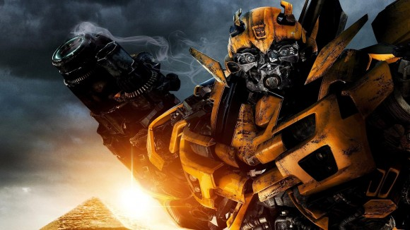 Bumblebee-In-Transformers fond d ecran hd