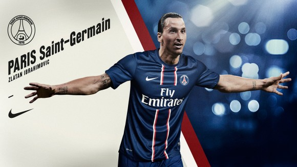 zlatan ibrahimovic paris st germain